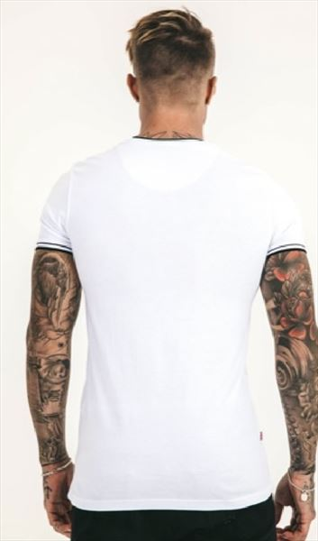 GOOD FOR NOTHING CAMISETA BLANCA CON TIGRE (1)