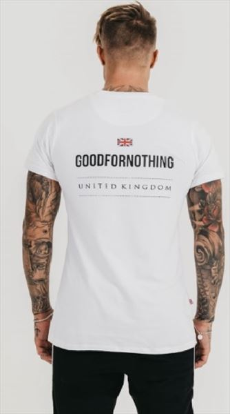 GOOD FOR NOTHING CAMISETA BLANCA (1)